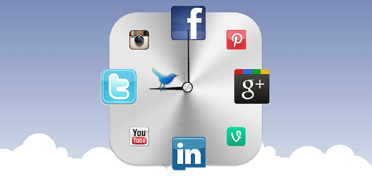 Social Media Management Saving Time
